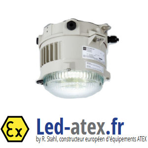 Lanterne à LED antidéflagrante