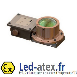 Luminaire d'obstacle à LED ATEX
